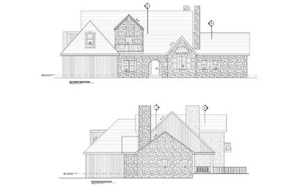 Plain Architectural Drawing Set City Mapping Wood Decks To A Full Of Working Drawings D Design Inspiration